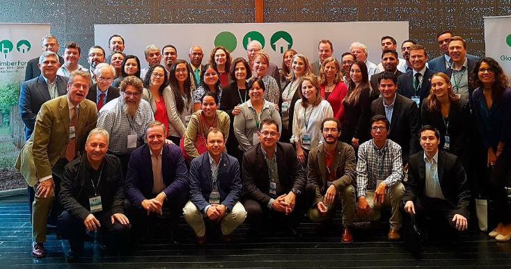 AEIM participó en la Cumbre de América Latina organizada por Global Timber Forum (GTF)